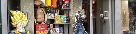 La boutique Kameha de Saint Etienne