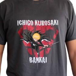 Bleach - T-shirt Ichigo Bankai  -  T-SHIRTS & VETEMENTS
