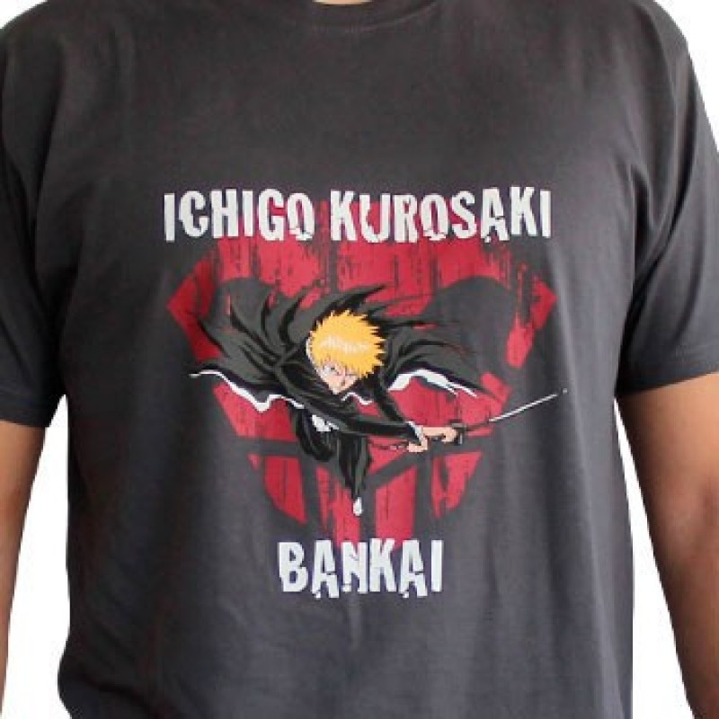 Bleach - T-shirt Ichigo Bankai  -  T-SHIRTS & VETEMENTS