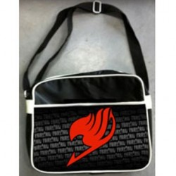 Fairy Tail - Sac coursier de la guilde - Logo rouge  -  FAIRY TAIL
