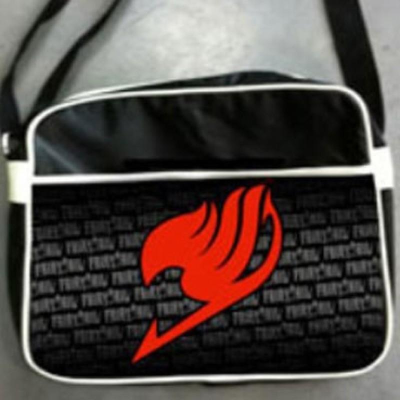Fairy Tail - Sac coursier de la guilde - Logo rouge  -  FAIRY TAIL