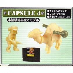 Neo Geo - Mechanical Kit Collection 04 - Metal Slug   - Figurines jeux-vidéo