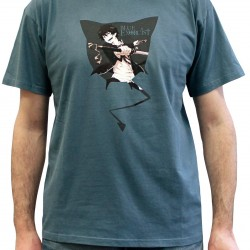 Blue Exorcist - T-shirt Rin  -  LES BONNES AFFAIRES