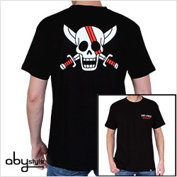 T-shirt One Piece - Shanks Skull  - T-Shirts