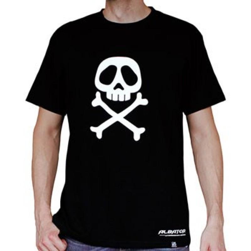 Albator - Tee-shirt du pavillon d'Albator  -  LES BONNES AFFAIRES