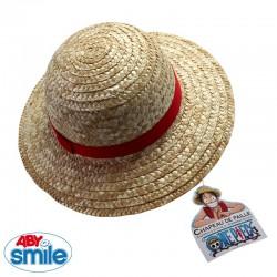 Chapeau de paille de Luffy - Taille enfant