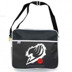 Fairy Tail - Sac coursier de la guilde - Logo blanc  - Goodies