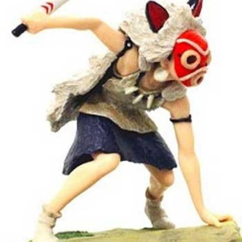 Princesse Mononoke - Boite à musique  -  TOTORO - GHIBLI