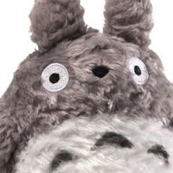 Peluche Totoro big Fluffy - Taille S  -  TOTORO - GHIBLI