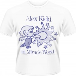 T-shirt Alex Kidd in Miracle World  - Tee-shirts et vêtements
