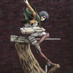 Attack on Titan - Figurine Mikasa Ackerman - Kotobukiya  - L'ATTAQUE DES TITANS
