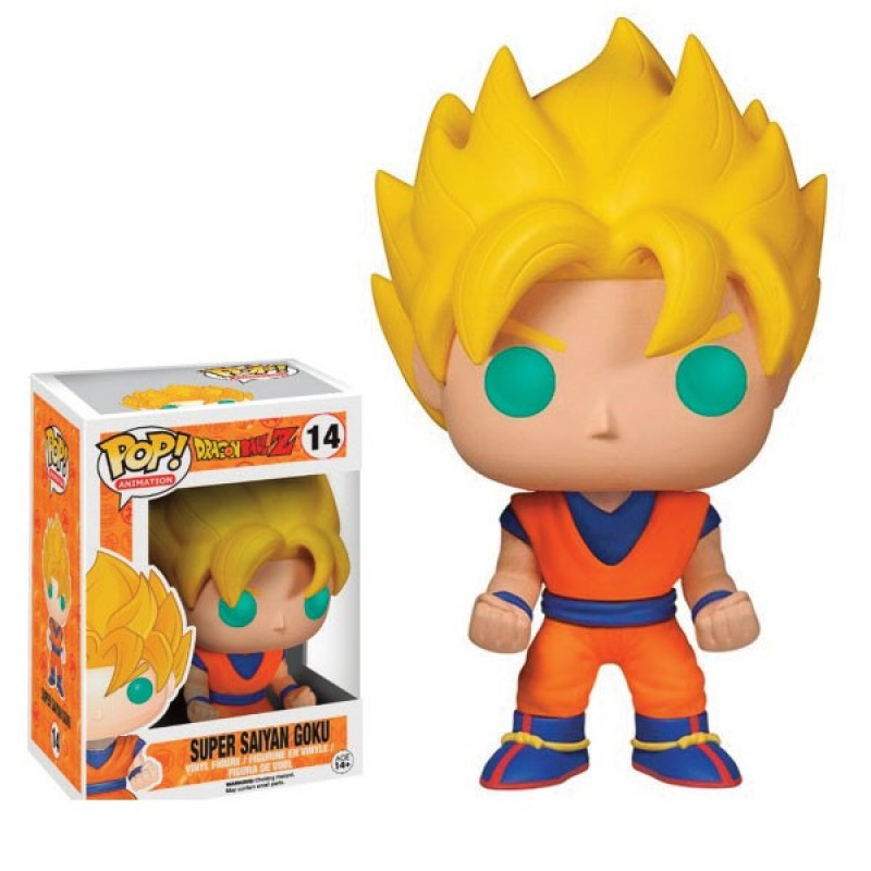 Dragon Ball Z - POP! Vinyl figurine Goku  - DBZ Hors Stock
