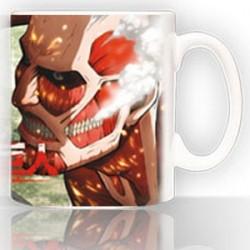 Attaque des Titans - Mug Titan Attack  - L'ATTAQUE DES TITANS