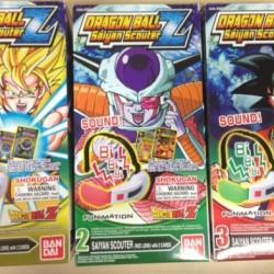 Dragon Ball Z - Saiyan Scouter Bleu  - Goodies DBZ