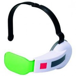 Dragon Ball Z - Saiyan Scouter Vert  - Goodies DBZ