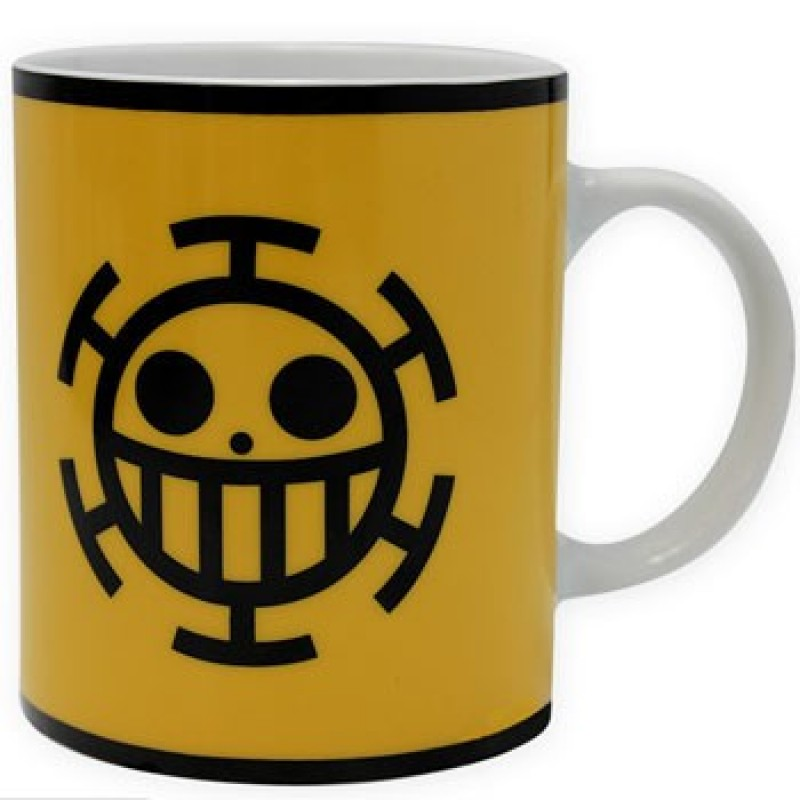 Mug de Trafalgar Law  -  ONE PIECE