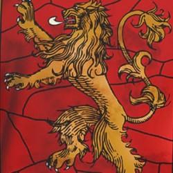 Game of Thrones - T-shirt maison Lannister  - CINÉMA & SÉRIES TV