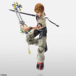 Kingdom Hearts II - Figurine Play Arts Kai de Roxas  -  Les Figurines