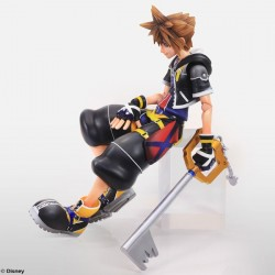 Kingdom Hearts II - Figurine Play Arts Kai Sora  -  Les Figurines
