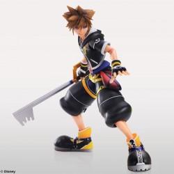 Kingdom Hearts II - Figurine Play Arts Kai Sora  -  Les Figurines