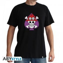 One Piece - T-shirt Ace Spade  - T-Shirts