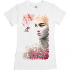 Game of Thrones - T-shirt Mother of Dragons  - CINÉMA & SÉRIES TV