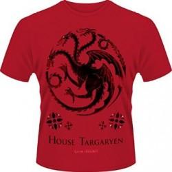 Game of Thrones - T-shirt House Targaryen  - CINÉMA & SÉRIES TV