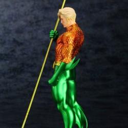 Figurine Aquaman - ARTFX+  - LES FIGURINES