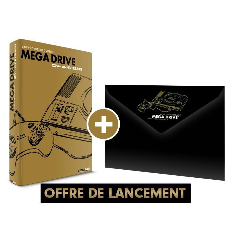 Mega Drive XXVè Anniversaire  - Livres