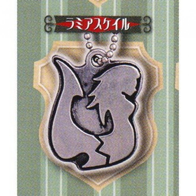Fairy Tail - Porte Clé metal Charm Guilde Lamia Scale  - ARTICLES FAIRY TAIL STOCK EPUISE