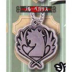 Fairy Tail - Porte Clé metal Charm Guilde Blue Pegasus   - Porte-clés/Strap