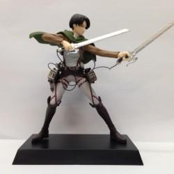 L'attaque des Titans - Figurine de Levi Rivaille Vol.2 - Sega Prize  - L'ATTAQUE DES TITANS