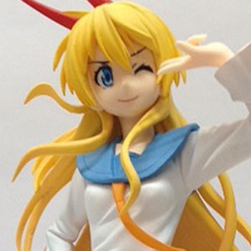Nisekoi - Figurine de Chitoge Kirisaki  - ARTICLES FIGURINES STOCK EPUISE