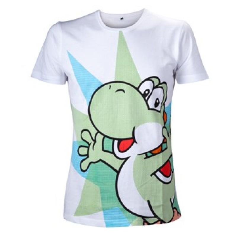 Nintendo - T-shirt Yoshi  - Tee-shirts et vêtements