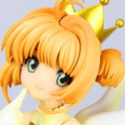 Cardcaptor Sakura - Figurine de Sakura Kinomoto Angel Crown Version  - ARTICLES FIGURINES STOCK EPUISE