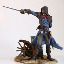 Assassin's Creed Unity - Figurine Arno The Fearless Assassin  - Jeu Video Hors Stock