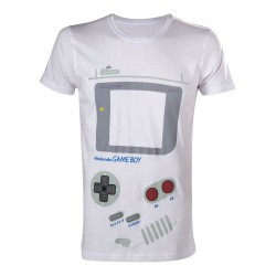 Nintendo - T-shirt Game Boy  -  LES BONNES AFFAIRES