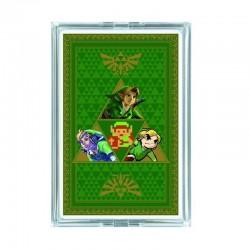 The Legend Of Zelda - Jeu de 54 cartes Zelda  - ZELDA