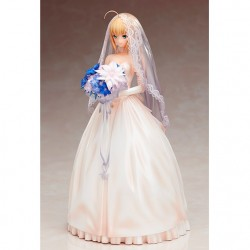 Fate/ Stay Night - Figurine Saber 10th Anniversary Royal Dress Ver.  - FIGURINES FILLES SEXY