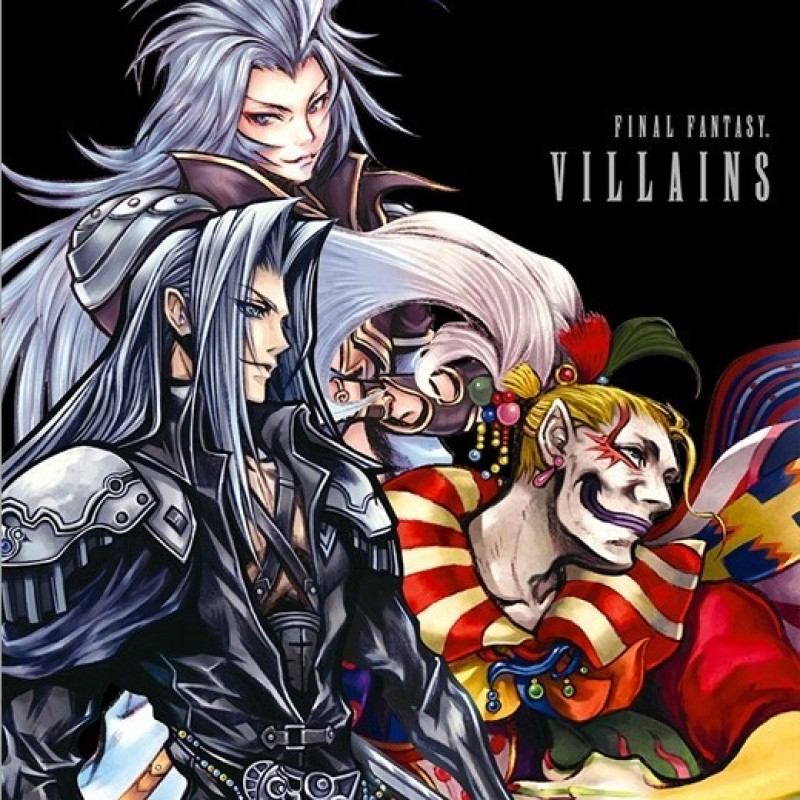 Final Fantasy - Compilation Final Fantasy Villains  -  FINAL FANTASY