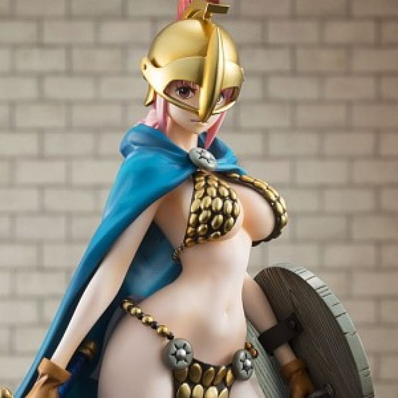 One Piece - P.O.P Sailing Again Rebecca - Megahouse  - One Piece Hors Stock