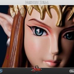 Résine de Princesse Zelda - First 4 Figure  - Zelda Hors Stock