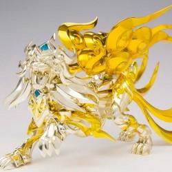 Saint Seiya Soul of Gold - Leo Aiolia Gold Cloth EX  -  Myth Cloth