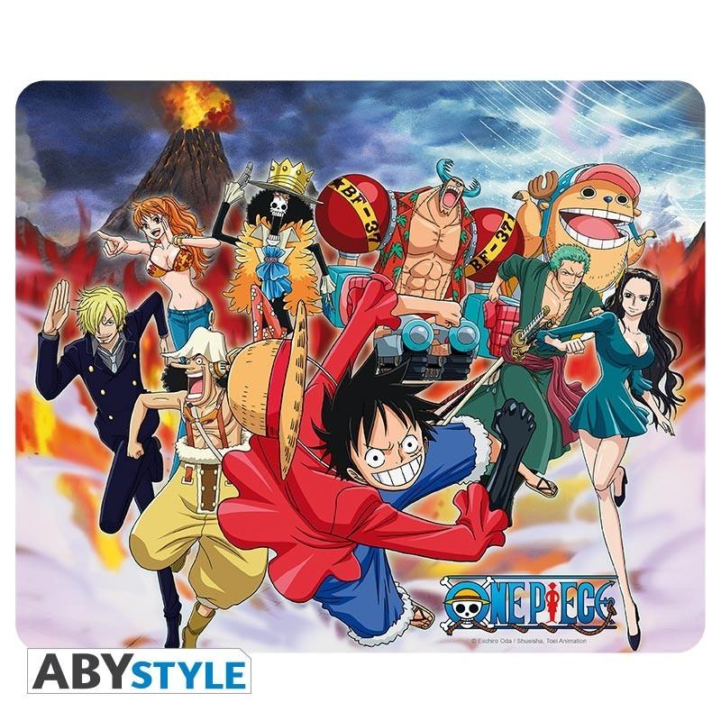 One Piece - Tapis de souris Punk Hazard  - Goodies