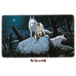 Princesse Mononoke - Puzzle 1000 pièces  -  TOTORO - GHIBLI
