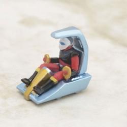 Goldorak - Figurine Diecast Metal Action No. 4 UFO Grendizer Dizer-Shooter  - GOLDORAK