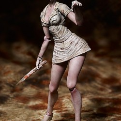 Silent Hill - Figurine figma Bubble Head Nurse  - Figurines jeux-vidéo