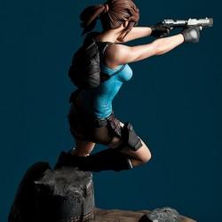 Tomb Raider - Statuette Lara Croft - Gaming Heads  - Figurines jeux-vidéo