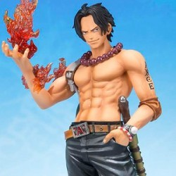 One Piece - Figurine Portgas D. Ace 5Th Anniversary - Figuarts Zero  - Figurines