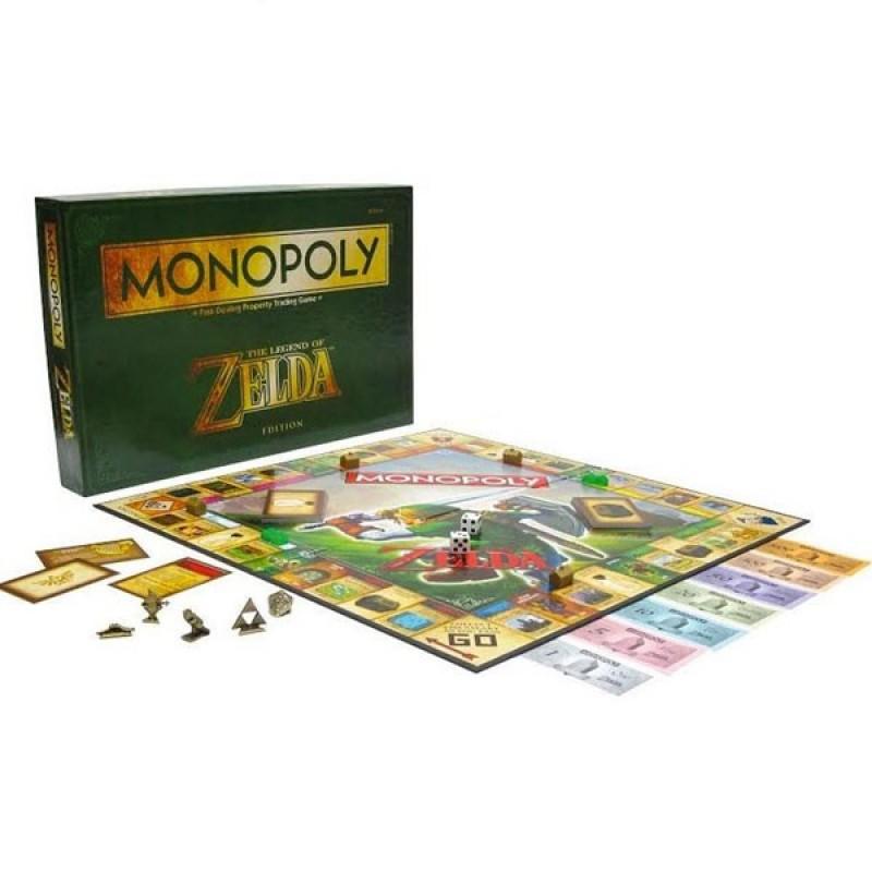 Monopoly Zelda version Française  - ZELDA